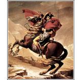 新古典装修风格 拿破仑油画 将军
