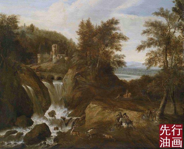 著名风景油画图片_风景油画