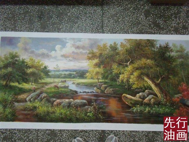 風景油畫技法 - 風景畫