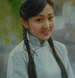 个人写真肖像油画订制